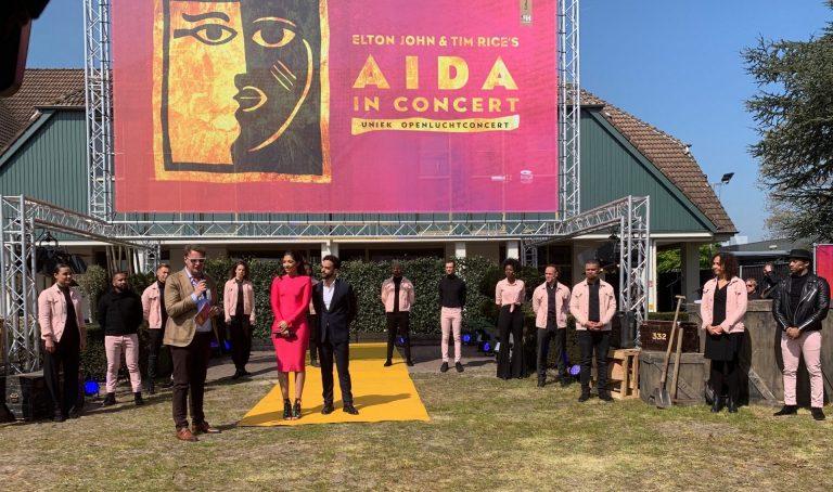 Hoofdrolspeelster Aida in Concert bekendgemaakt in Autotron